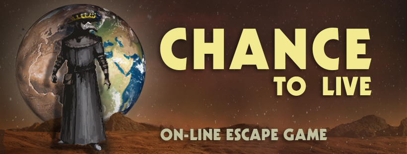 live video escape room - Chance to live